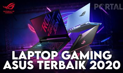 Laptop Gaming Asus Terbaik 2020