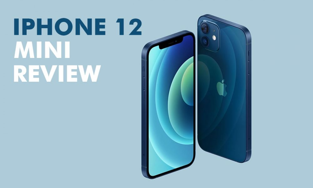 review iphone 12 mini
